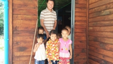 Visit to Orphans house