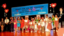 On Stage Group Song
