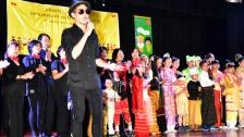 """Performance by """"Mingalarbar"""" song"""