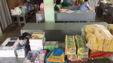 Stationery and Snack for Children